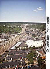 Memphis Aerial