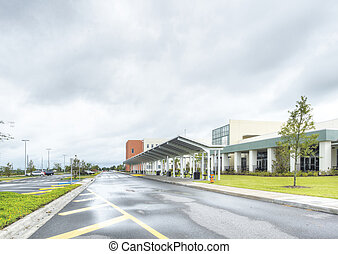 HDR of Middle School in Florida