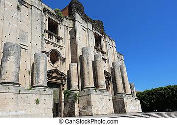 Chiesa San Nicolo All Arena Catania