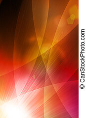 abstract curves background