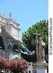 Statue Saint Agatha Catania