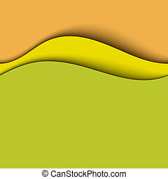 Abstract background. Warm colors - Abstract background. Warm...