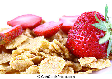 mil breakfast - A start to any day Fresh strawberry and...
