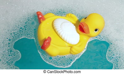 Rubber Duck and Baby Soap