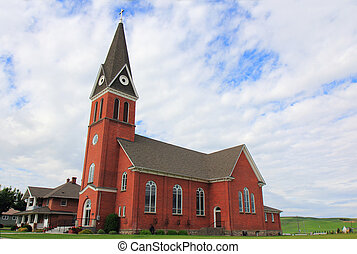 St Gall - The church of St Gall in Colton, Washington
