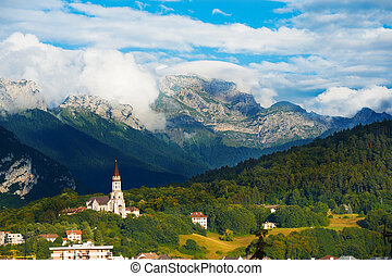 Annecy Basicila Visitation Church Alps H - The Basicilica de...