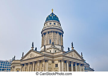 The Deutscher Dom at Berlin, Germany