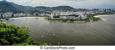 Botafogo is a beachfront neighborhood in Rio de Janeiro,...