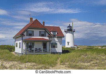 Race point lighthouse - Race Point Light is a historic...