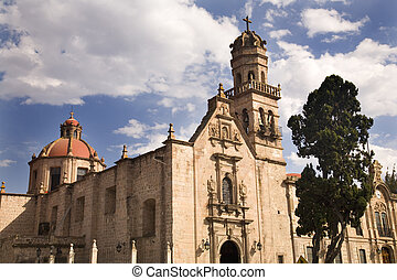 Guadalupita Church Mexico