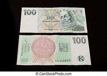 Czech paper money - Paper money of the Czech Republic