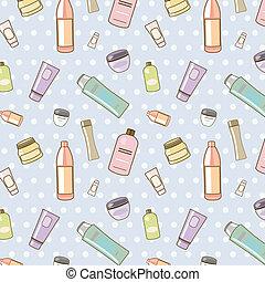 化粧品, パターン