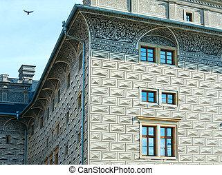 Schwarzenberg Palace, Prague, Czech Republic - Schwarzenberg...