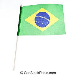 brasil, bandera