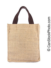 a Recycle Ecology shopping bag - Shopping bag made out of...