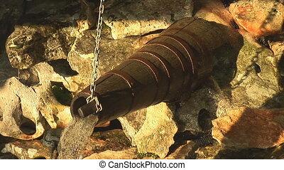 wood pipe 1 - wood pipe