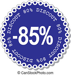 Discount eighty five percent - illustration stickers for...