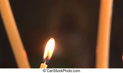 candle 9