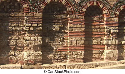 nessebar church 19 - ancient church in Nessebar - historical...