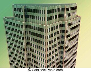 skyscraper - skyscraper