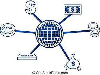 money molecule
