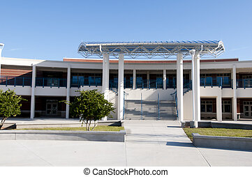 New High School in Crystal River