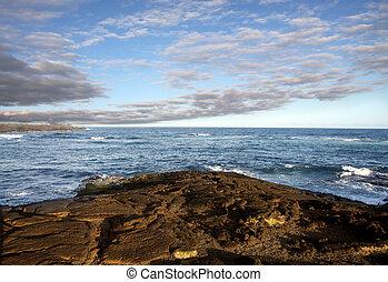 grand, Hawaï, île