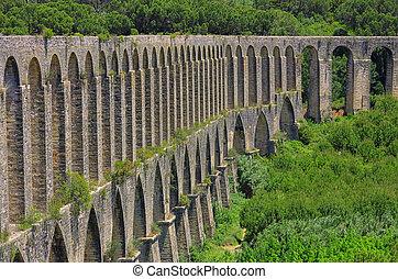 Tomar aqueduct 06