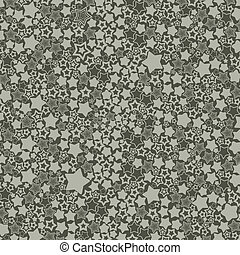 Star background5 - Grey background from stars. A vector...