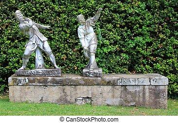 Boboli Garden Florence Italy