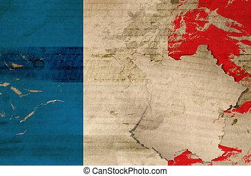 Old France flag