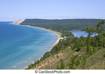 Sleeping Bear - Empire Bluffs - Sleeping Bear Dunes National...