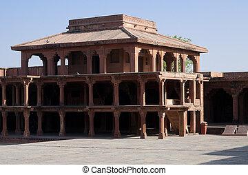 Fatehpur Sikri, Agra, Uttar Pradesh, India - Fatehpur Sikri...