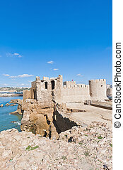 Dar-el-Bahar fortress at Safi, Morocco