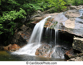 Thompson Falls, Wildcat Mountain, New Hampshire