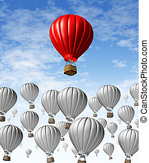 Rising To The Top - Rising to the top as a business and...