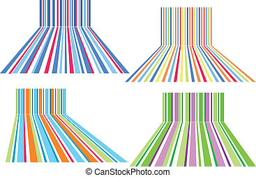 colorful striped backgrounds - colorful stripes background ,...