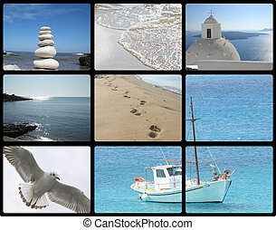 greece travel - beautiful pictures from greece - summer...