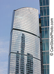"""Moscow International Business Center """"Moscow City"""", tower..."""