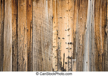 Weathered Wood Background - Weathered Aged Barn Wood and...