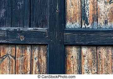 detail of old wooden door - detail of old grunge wooden door...