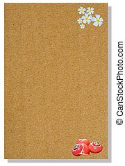 recycle note paper