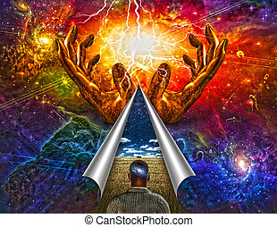 Gnostic - The universe in mans head revealed