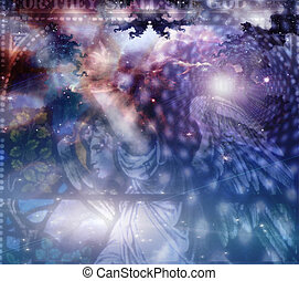 engel, heaveanly, samenstelling