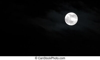 Super Moon - Super moon, taken on night of Saturday, May 5,...