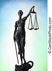 Justicia, símbolo
