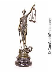 estatua, Themis