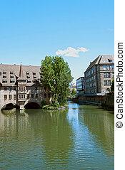 Nuremberg (German: Nuernberg), city in the German state of...