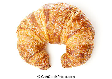 Freshly Baked Croissant - A Freshly Baked Croissant made for...