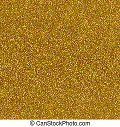 Gold glitter texture macro close up background